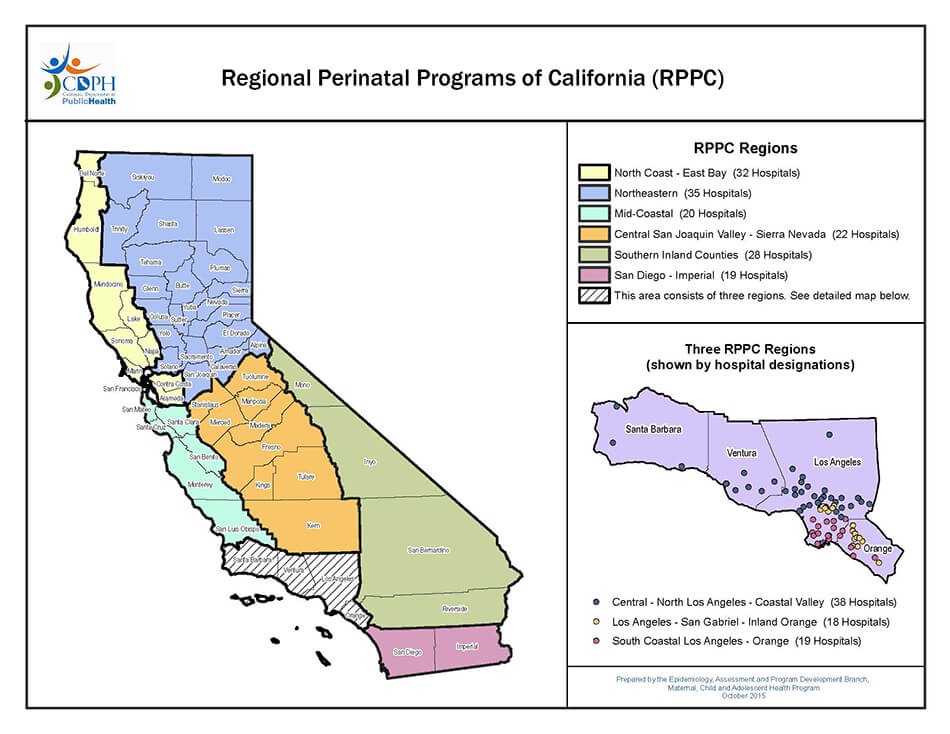 Regional Perinatal Program Of California Pac Lac